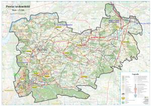 Mapa powiatu ze szlakami turystycznymi_mini
