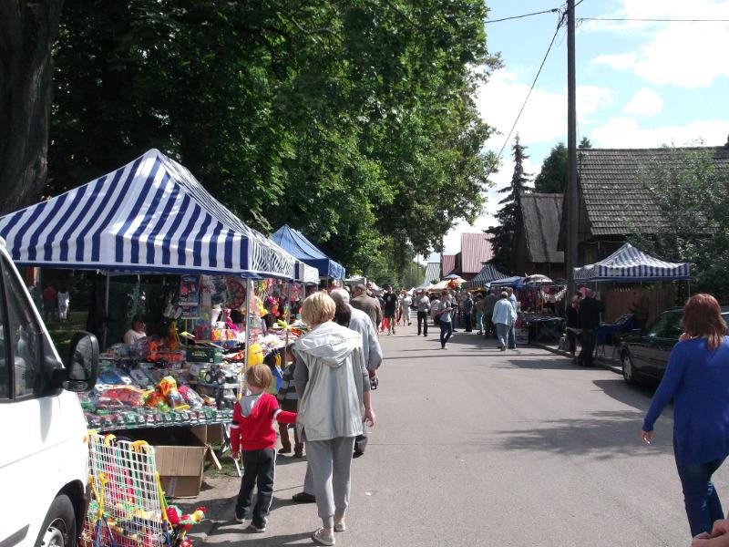 Festiwal Miodu i Chleba, 12 VIII 2012 r. Kamieńczyk