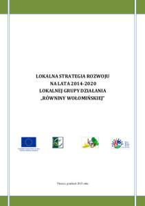 LSR LGD RW 2014-2020