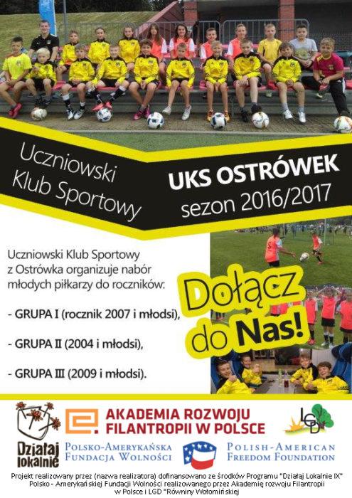 UKS Ostrówek